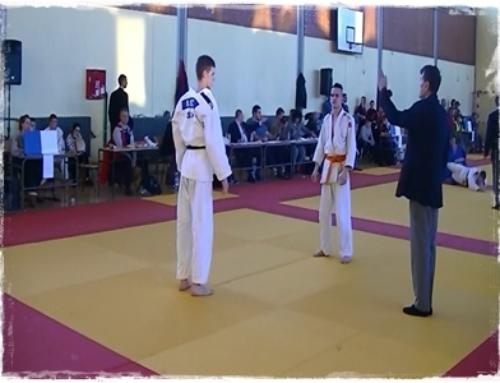 Регионално – Војвођанско школско појединачно такмичење у џудоу