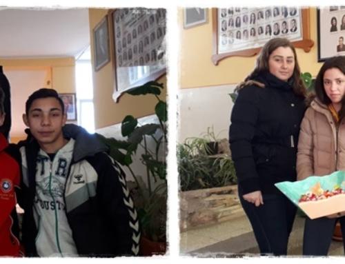 Обележавање Дана заљубљених у нашој школи (14.02.2019.)